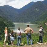 В Абхазии туристов ждет роскошная природа и ненавязчивый сервис