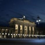В честь падения Берлинской стены над городом запустили 7 тыс. светящихся шаров