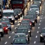 Пробки в Германии растянулись на 350 км из-за забастовки машинистов поездов