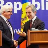 Штайнмайер исключил возможность вступления Молдавии в ЕС в скором времени