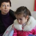Казаки Абхазии поздравили с наступающим Новым годом детей из Донбасса