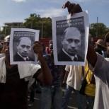 Демонстранты на Гаити просят Путина о помощи