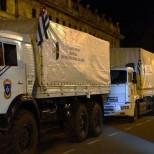 Делегация МЧС Абхазии, доставив гуманитарную помощь на Донбасс, вернулась в Сухум