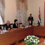 Президент Абхазии вручил государственные награды