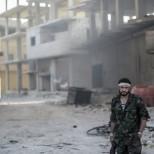 Оппозиция Сирии обсудит с дипломатами РФ возобновление мирного диалога
