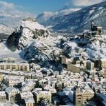 Швейцарский город Сьон выставит свою кандидатуру на проведение зимней Олимпиады-2026