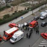 Убийство полицейского на юге Парижа признали терактом
