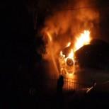 Два автомобиля сожгли в Одессе