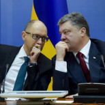 Инфляция на Украине взлетела под 300%