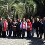 Первая группа туристов из Турции по программе «Абхаз, посети свою Родину!» прибыла в Сухум