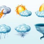 По-весеннему неустойчивая погода ждет жителей Абхазии на этой неделе