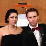 Лука Гаделия и Кристина Эшба выступят с концертами «К 40-летию Пицундского органа»