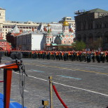Путин впервые объявил минуту молчания на Параде Победы