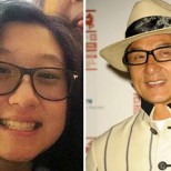 От Джеки Чана отреклась пятнадцатилетняя дочь