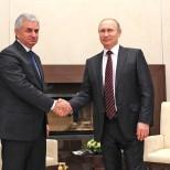 Встреча с Президентом Абхазии Раулем Хаджимбой