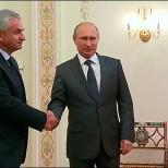 Путин: взаимодействие РФ и Абхазии развивается