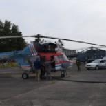 Авиация продолжила борьбу с самшитовой огневкой в Абхазии