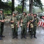 У военнослужащих ЮВО в Абхазии начался летний период обучения