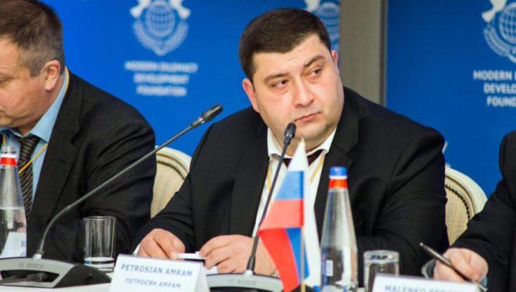 Амрам Петросян: Дипломатический демарш Запада приведет к укреплению России, как сверхдержавы