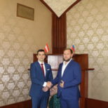 Александ Зыков: международное публичное право  Абхазии должно соблюдаться